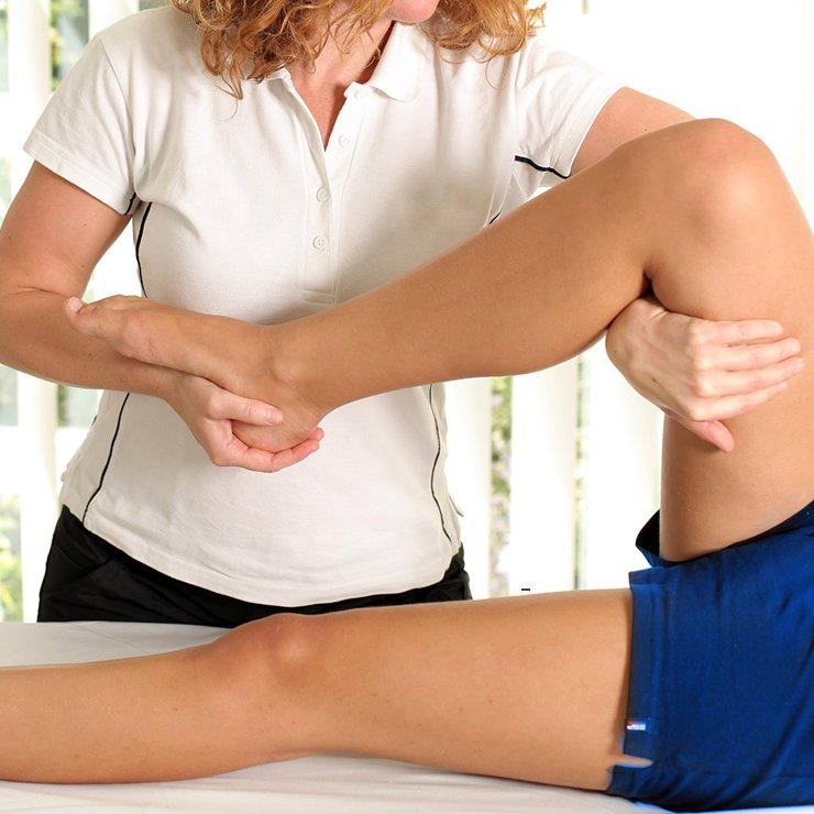 Sportmassage-Ausbildung
