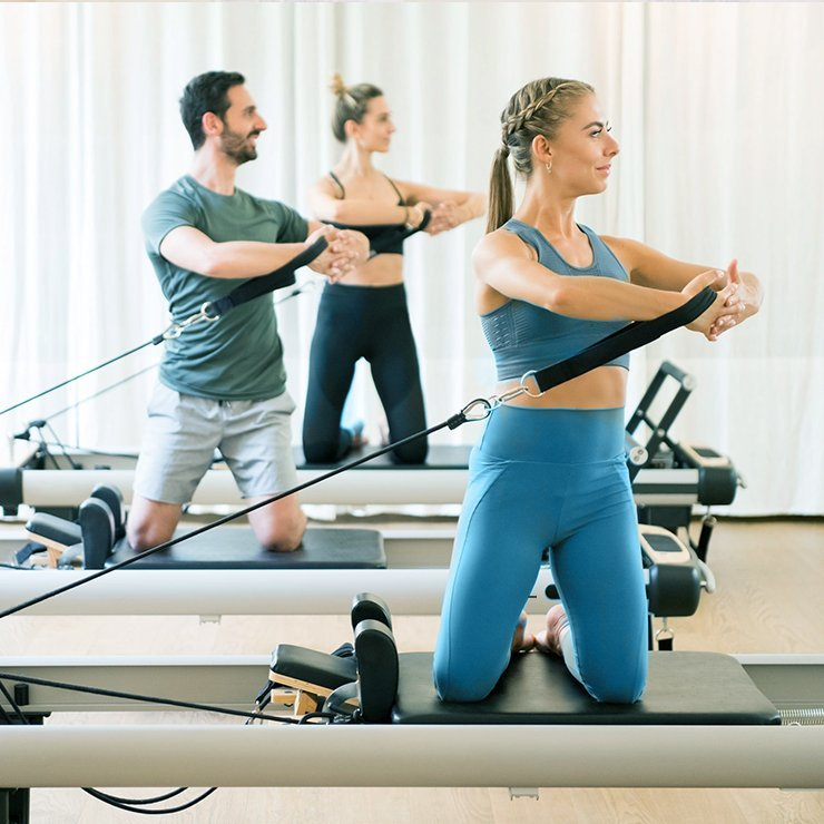 Curso Monitor de Pilates Reformer