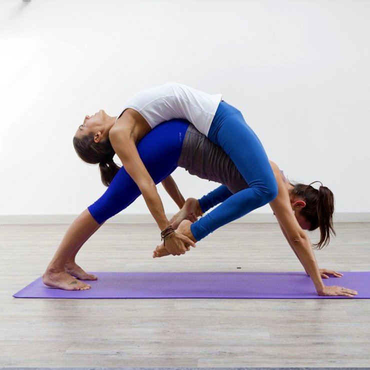 Curso Profesor de Yoga de 4° Nivel